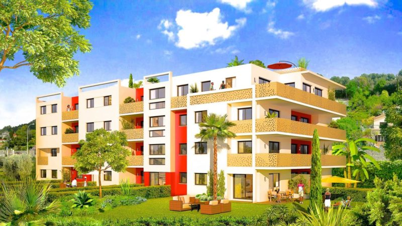 Недвижимость в Рокбрюн – Кап-Мартене