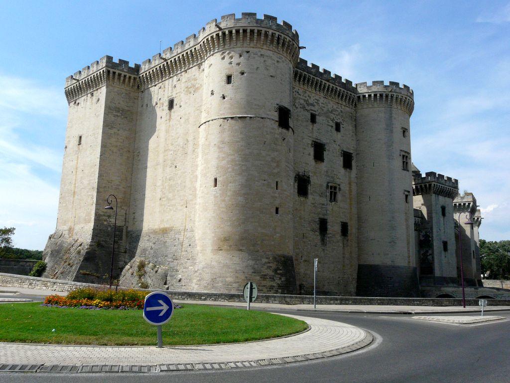 Замки Франции